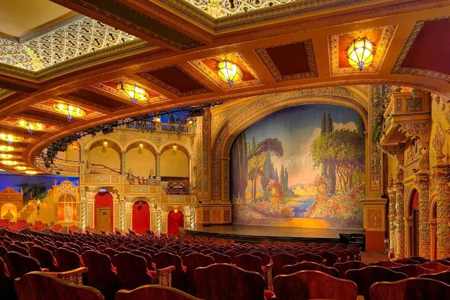 2. The Gusman Center for the Performing Arts