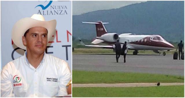 El priista Roberto Sandoval dejó macrodeuda en Nayarit y se fue de fuga