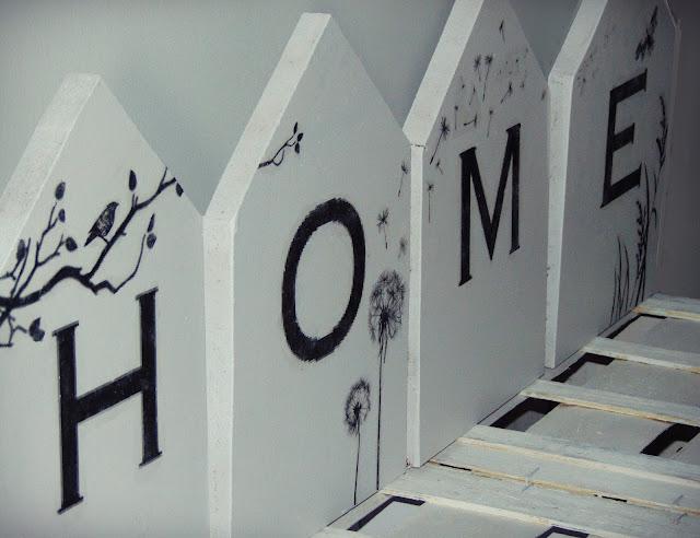 dekoracyjne domki jak zrobić