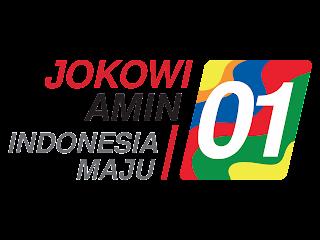 JOKOWI AMIN Logo Vector CDR, Ai, EPS, PNG