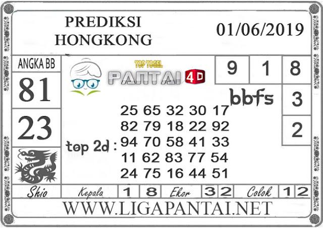 """Prediksi Togel """"HONGKONG"""" PANTAI4D 01 JUNI 2019"""