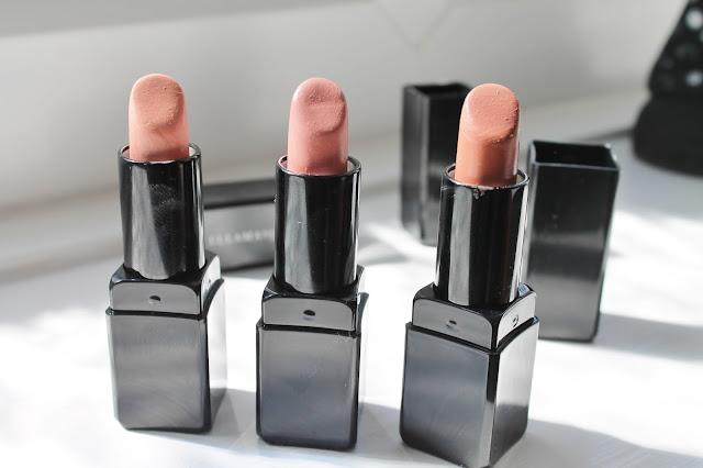 Illamasqua Glamore Lipsticks