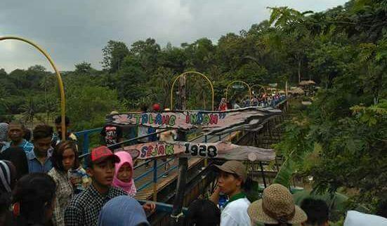 Talang Indah Bukit Pangonan Wisata Hutan Kota Paling Favorit di Pringsewu