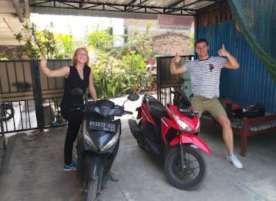 Ingin Berpetualang Mengelilingi Kota, Berikut Tips Memilih Rental Sepeda Motor di Medan