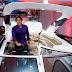 Nx Boats lança   seu primeiro barco com teto solar elétrico