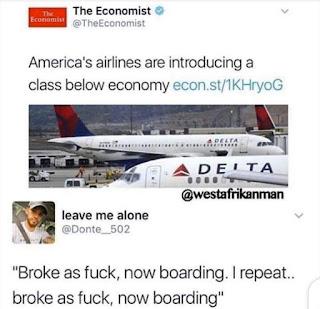 Airplane Tickets Meme