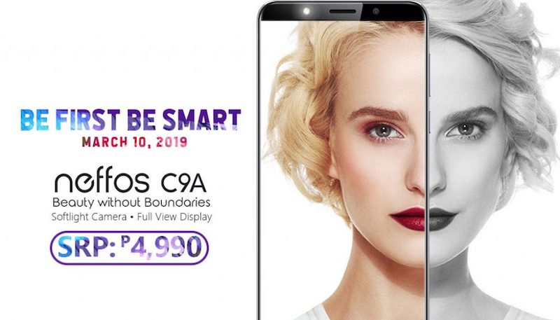 Neffos C9A, C9, and C7A are now available in PH via MemoXpress, offers 2-year warranty service!