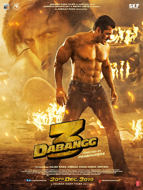Chulbul Pandey's Dabangg 3 promises an unforgettable climax, Salman Khan's biggest action extravaganza to unfold on 20 Dec