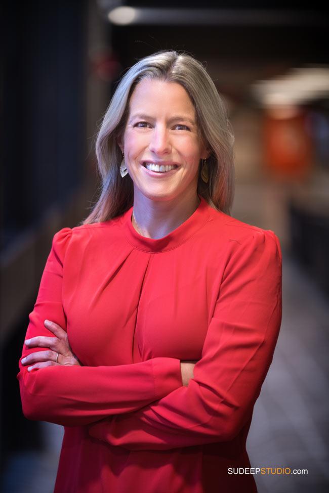 Professional Business Headshots for Women Female Executive SudeepStudio.com Ann Arbor Professional Portrait Photographer
