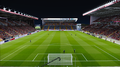 PES 2020 Stadium The Valley
