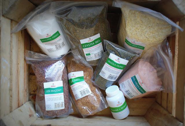plenus natura,galeria herbat,zdrowe odzywianie,nasiona chia,jagody goji,czystek,borówka amerykańska,dieta,banany,spirulina,platki jaglane,