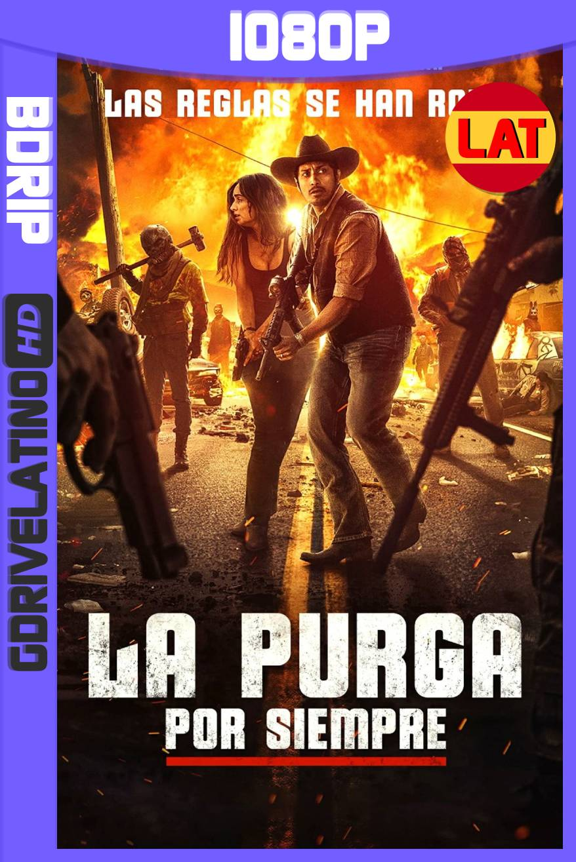 La Purga por Siempre (2021) BDRip 1080p Latino-Ingles MKV