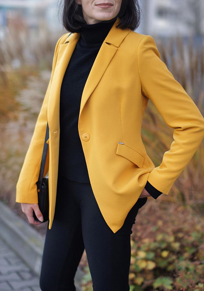 kolorowe modne żakiety 2019