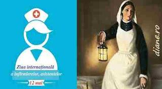 12 mai: Ziua internațională a infirmierilor, asistentelor sau surorilor medicale