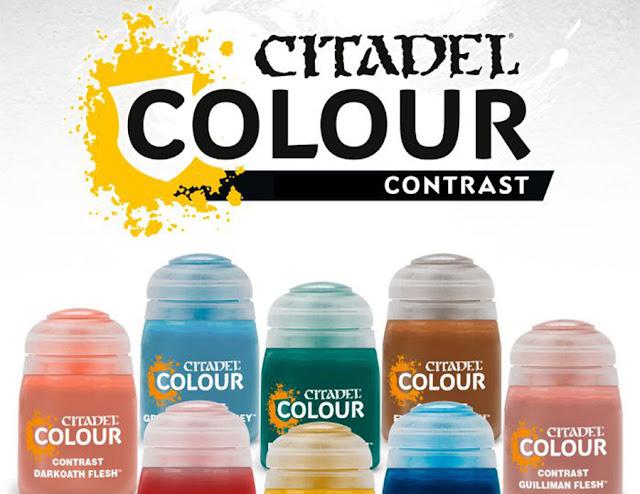Review: Citadel Contrast Paints