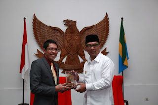 Kerjasama Kota Bandung dan Singapura