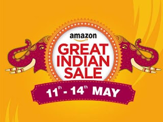 Amazon Great Indian Sale May 11-14