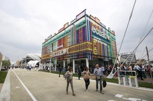 Padiglione Ecuador-Expo 2015-Milano