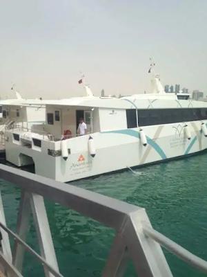 kapal ferry banana island