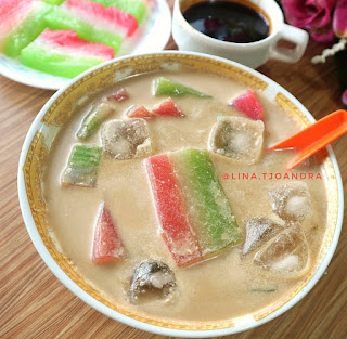Resep Es Selendang Mayang By @lina.tjoandra