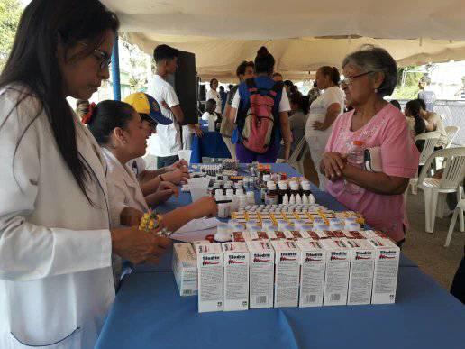 APURE: Rescate Venezuela ha visitado 1.362 personas en comunidades al Sur de Venezuela. VIDEO.