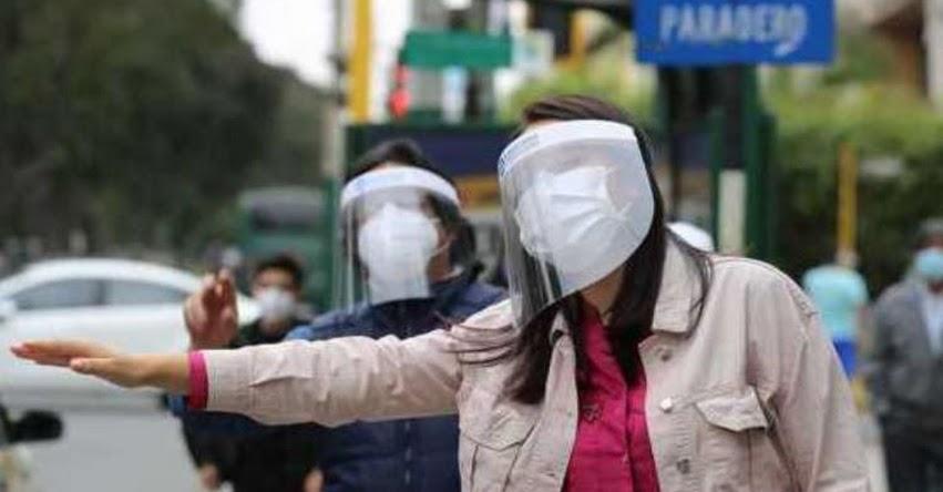 METRO DE LIMA: Pasajeros sin protectores faciales no podrán subir a los trenes desde mañana lunes