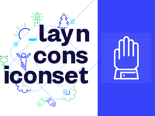 https://www.behance.net/gallery/68176689/Layncons-Iconfont
