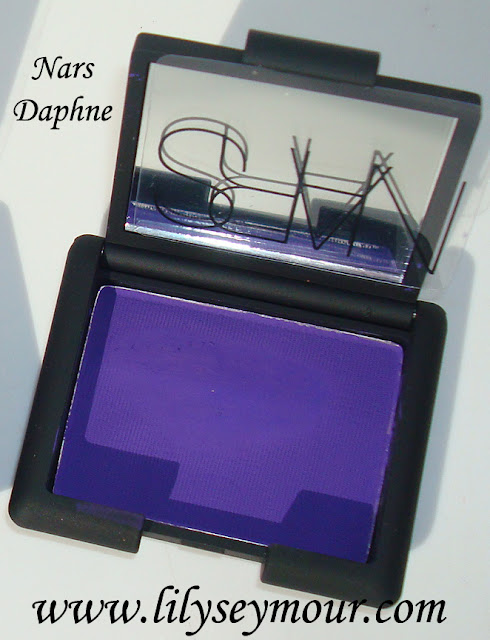 Swatches ~ Nars Daphne Eyeshadow