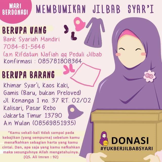 donasi peduli jilbab