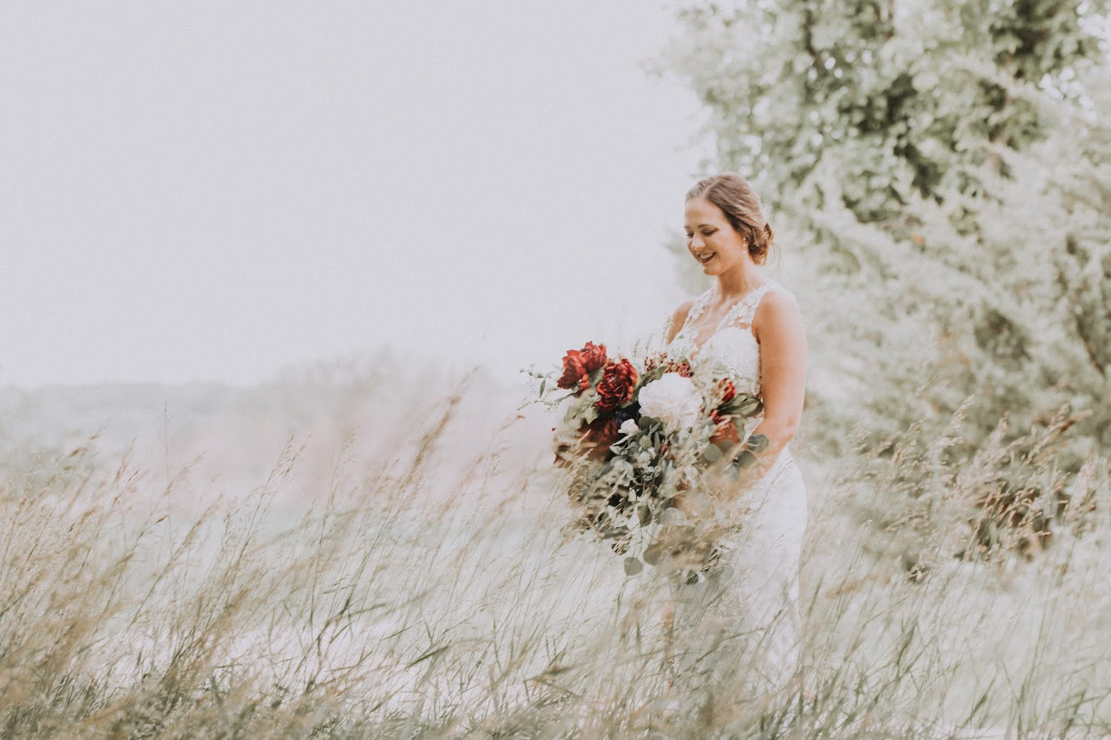 Bridal Photography in Kansas