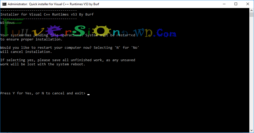 Visual C++ Runtime Installer AIO v53 Latest Version