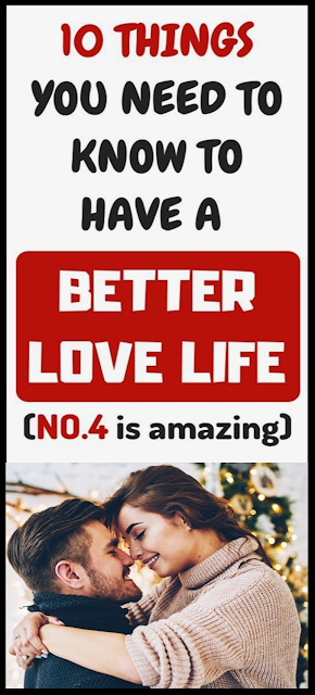 10 Steps to a Better Love Life