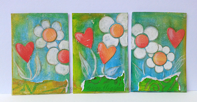 ATC flowers