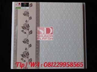 MA25911 Katalog  | Shunda Plafon Purwokerto