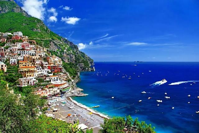4. Campania Regions of Italy