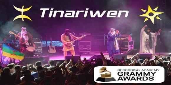TINARIWEN تيناريوين Grammy Awards