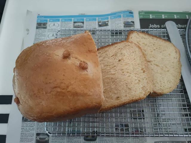 Butterscotch loaf