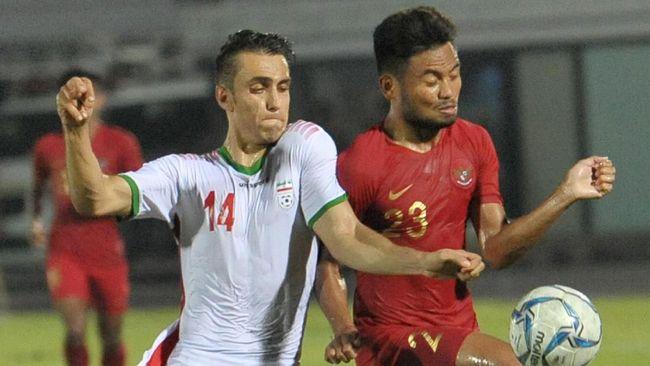 Berikut Susunan Pemain Indonesia Vs Thailand 2019