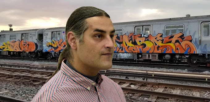 Tres artistas españoles del grafiti se declaran culpables por pintar símbolos en trenes de la MTA