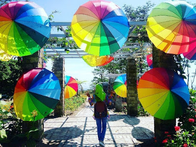 Wisata Taman Agro Margomulyo Kediri