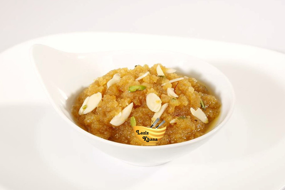 Moong Dal Halwa Recipe in Hindi