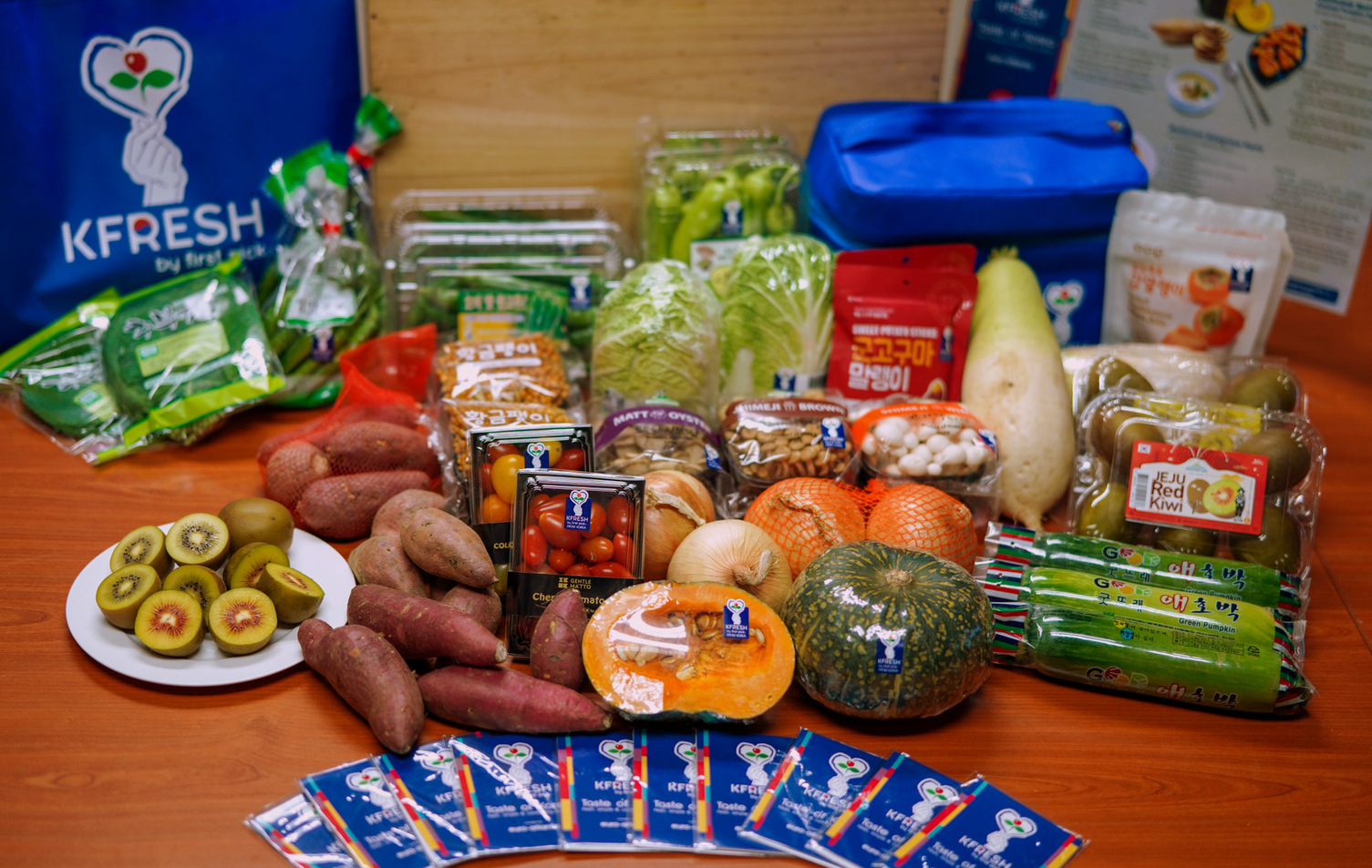 K Fresh by First Pick: Premium Korean Vegetables & Fruits in Malaysia