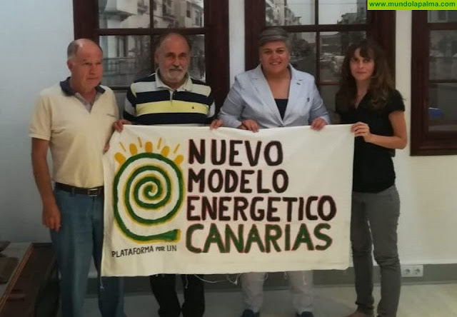 Los Llanos de Aridane se suma al compromiso por la transición energética de La Palma