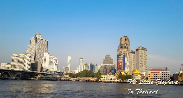 Traveling in Bangkok