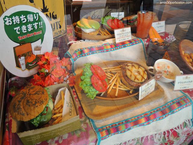 Comercios del Tokyo Solamachi