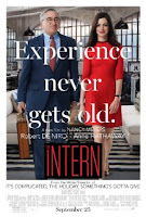 The Intern (2015) Poster