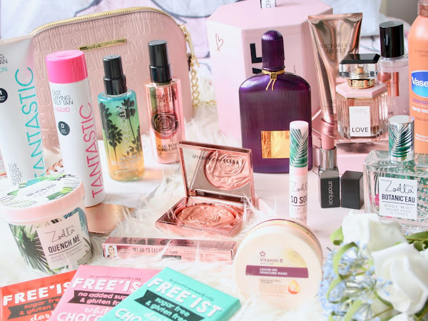 Beauty Products I've Been Loving This Summer
