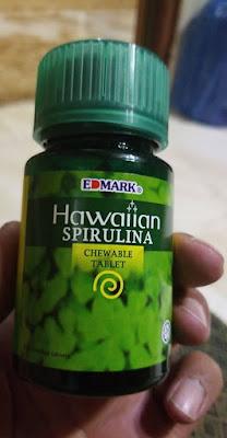 المكمل الغذائي المتكامل سبيرولينا