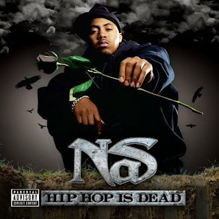 nas hiphop is dead album cover