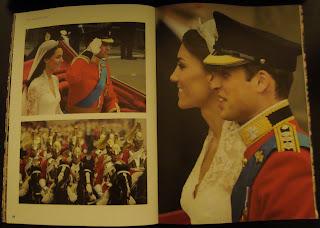 16 Lembranças do Casamento Real...!